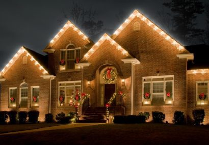 Designing Your Outdoor Lighting For The Holidays