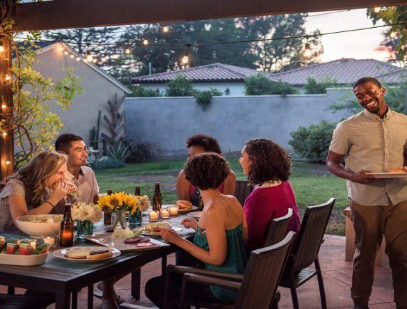 5 Benefits of LED Landscape Lighting