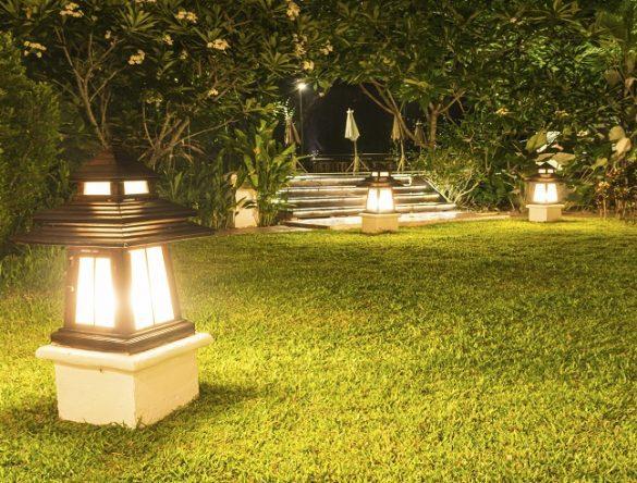 Outdoor Lighting Secrets
