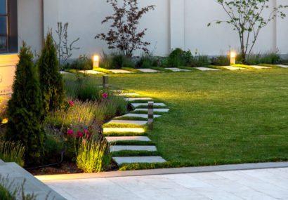 Benefits of Landscape Lighting in Summer